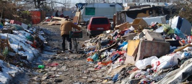 Campi rom: insediamenti abusivi a Roma