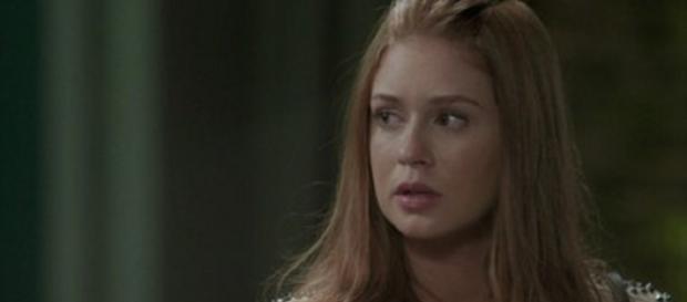 Eliza fica confusa entre Jonatas e Arthur (Gshow)