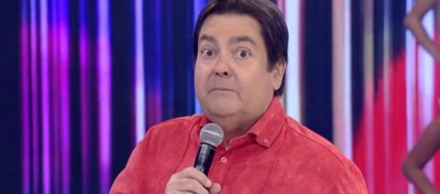 Fausto Silva - Foto/Reprodução: Globo