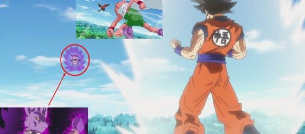 Goku vs monaka, Goku vs bills, ¿cual de las 2 sera?