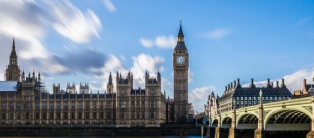 l Big Ben, la campana più grande dell'orologio a Londra