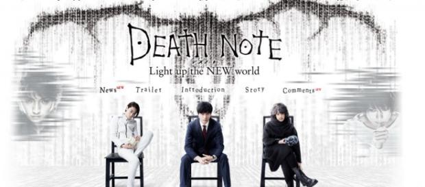 Poster Oficial de Death Nothe 2016