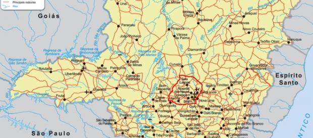 Tremor de terra atingiu a região central de Minas Gerais