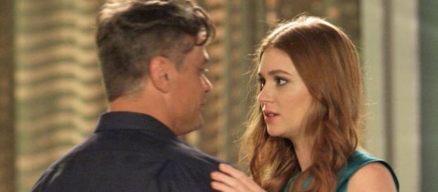 Um clima surgirá entre Arthur e Eliza durante algumas aulas.