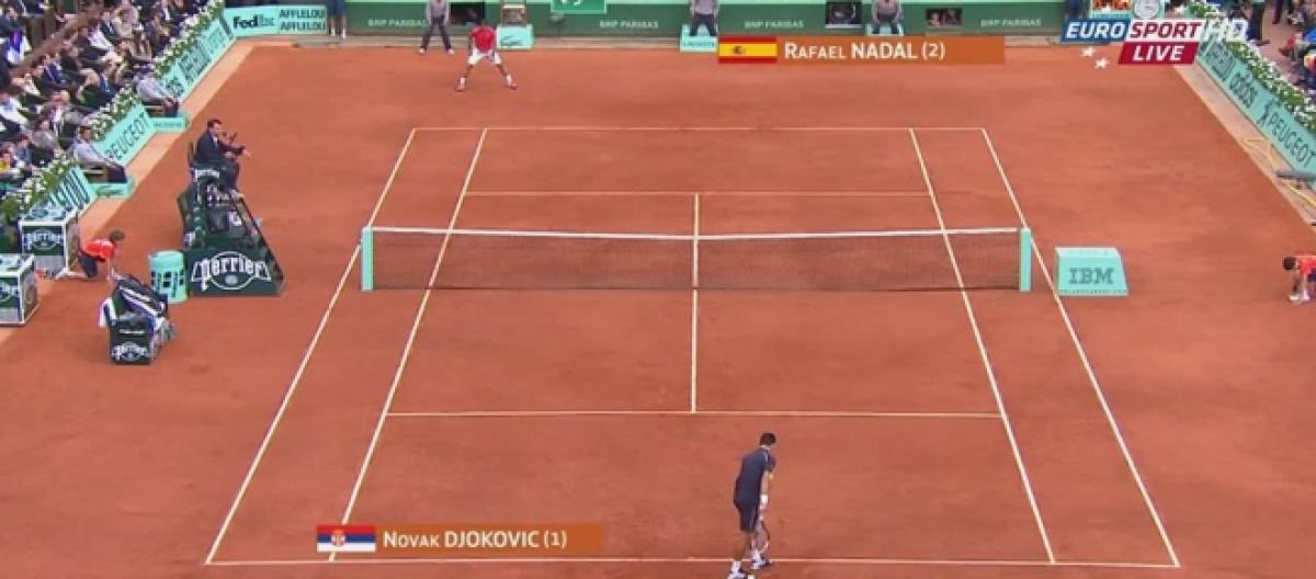 Roland Garros Calendario.Roland Garros 2016 Calendario Gare Di Tennis Diretta Tv E