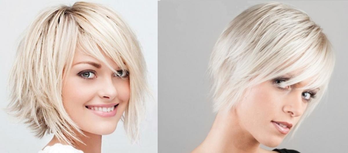 Tagli capelli corti e cortissimi per l estate  gli haircuts più trendy che  snelliscono c3de6771c747
