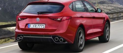 Alfa Romeo Stelvio: nuove foto spia dal web