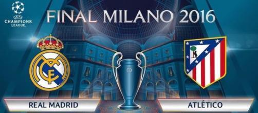 Final Champions League Milano 2016