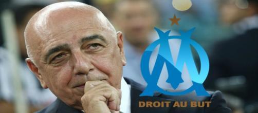 Galliani prima di un possibile addio, potrebbe acquistare a parametro zero Nicolas N'koulou, difensore centrale dell'OM
