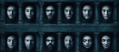 Imagen promocional de la sexta temporada de 'Juego de Tronos'
