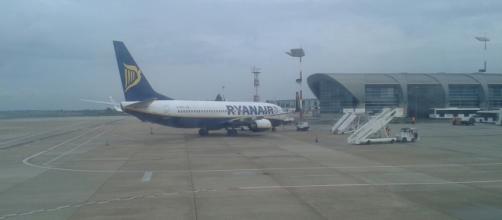 La Compagnia aerea low coast Ryanair