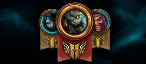Maestría de campeones, función agregada recientemente a League of Legends.