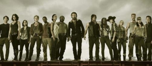 Personajes de The Walking Dead