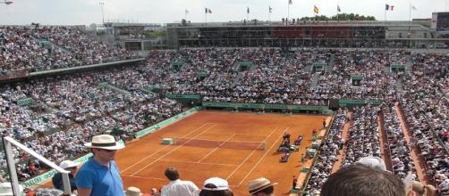 Roland Garros main venue/ Photo: Sébastien Bertrand (Flickr) CC BY 2.0