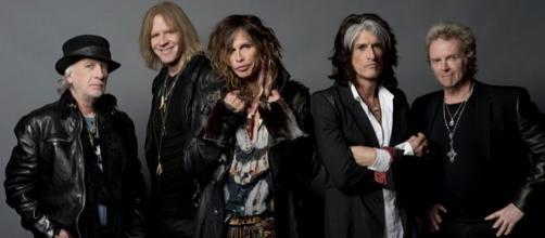Tre componenti degli Aerosmith
