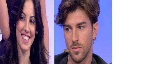 Uomini e donne: Andrea sceglie Giulia; lei dice sì.
