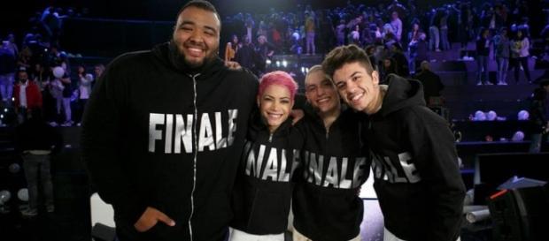Amici 15, il passato turbolento dei 4 finalisti