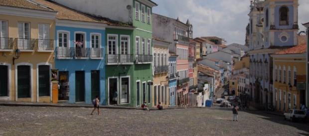 Bahia recebe a tocha olímpica nesta quinta-feira.