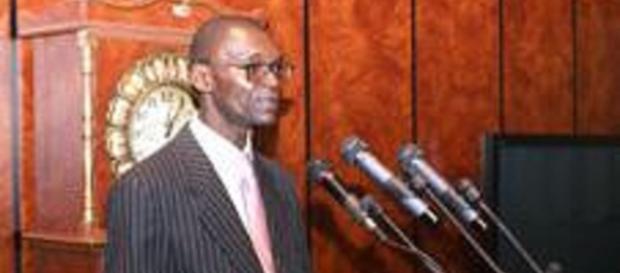 Chief Justice Emmanuel Fagbenle / Sulwayman Gassama, statehouse.gov.gm