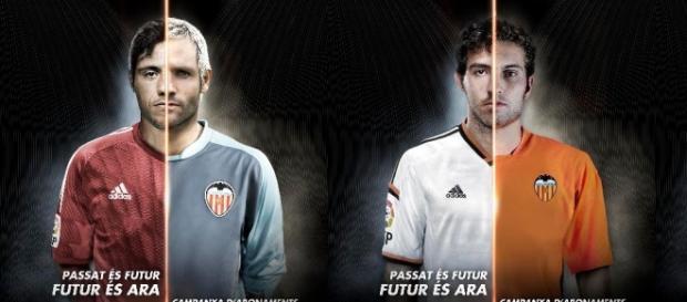 El Valencia CF empieza a rodar