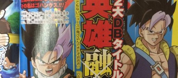"""La sorpresa de Dragón Ball Fusions: """"Gohanks""""."""