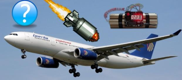 Mister total în legătură cu posibilele cauze ale prăbușirii avionului EgyptAir. Multe ipoteze, puține răspunsuri.