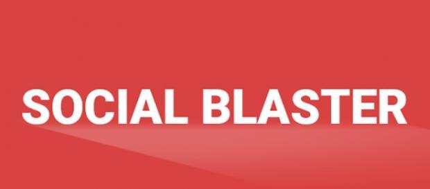 Programa de Social Blaster para Blasting News