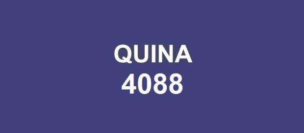 Resultado da Quina 4088 com prêmio de R$ 1,8 milhão; Sorteio realizado nessa quinta-feira.