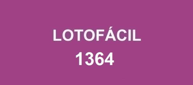 Sorteio do prêmio de R$ 1,8 milhão; Resultado da lotofácil 1364 será divulgado nessa sexta-feira.