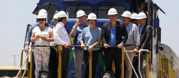 TCU proibe repasse de verbas para Transnordestina
