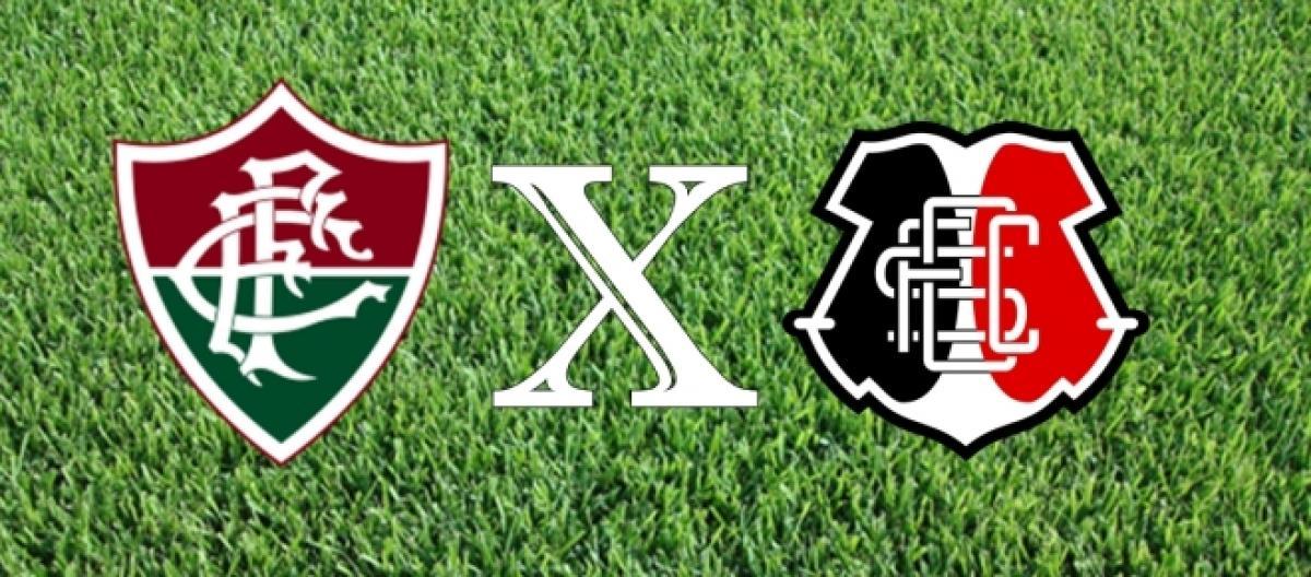 Resultado de imagem para Fluminense x Santa Cruz