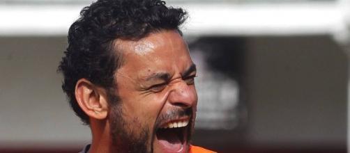 Fred, novo contratado ao Atlético-MG.