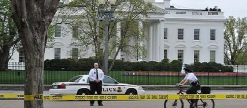 La Casa Blanca fue cerrada temporalmente