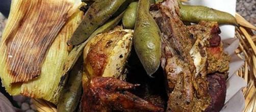 """""""Pacha manca a la Olla"""" Tradicional plato del Perú"""