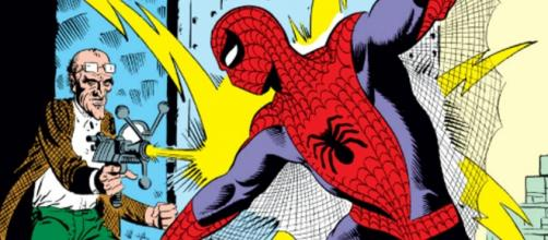 Posible villano secundario para Spider-Man Homecoming