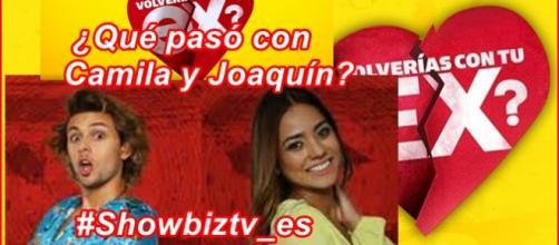 ¿Qué hay entre Camila y Joaquín?