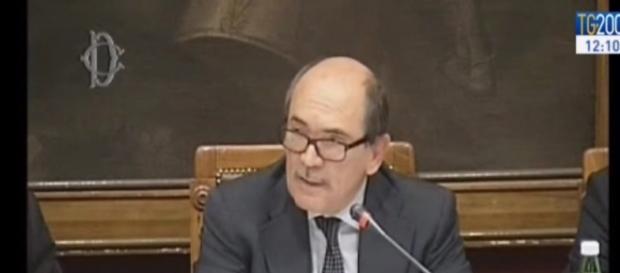 Federico Cafiero De Raho, Procuratore della Repubblica di Reggio Calabria.
