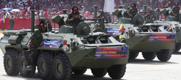 Governo da Venezuela realizará no próximo sábado(21), o maior exercício militar da sua História.