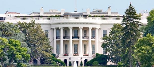 Immagine della Casa Bianca a Washington.