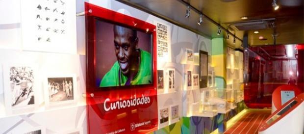 Museu itinerante se localiza no Marco Zero