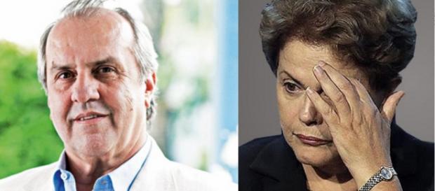 Paranormal dá data para renúncia de Dilma