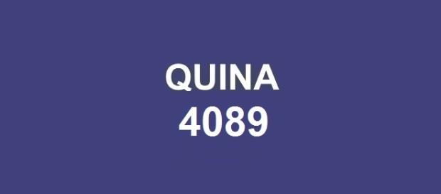 Prêmio de R$ 2,8 milhões sorteado; Resultado da Quina 4089 divulgado nessa sexta-feira.