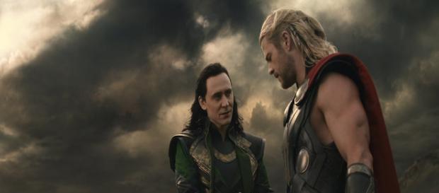 Thor: Ragnarök pairs up the brothers again.