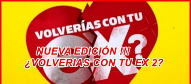 Volverías con tu ex? Llega la edición española!