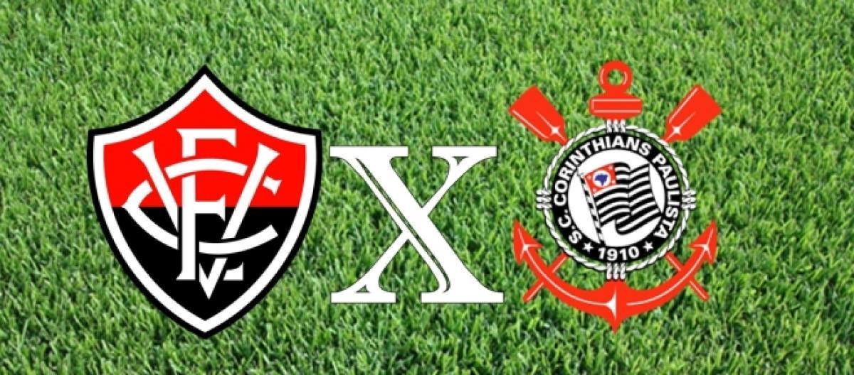 Vitória x Corinthians  Globo transmite na TV aberta  assista online f702ccce9b9d1