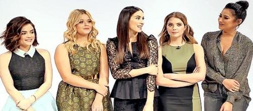 Cast completo di Pretty Little Liars 7