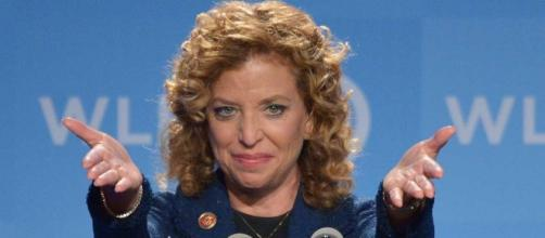 Debbie Wasserman Schultz, líder do Partido Democrata