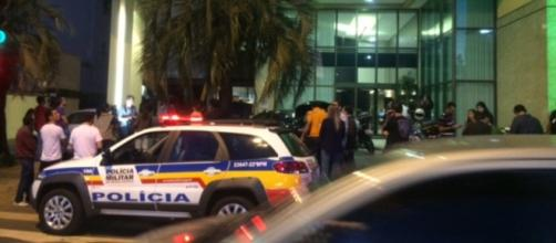 Fã quase mata Ana Hickmann em luxuoso hotel de Belo Horizonte