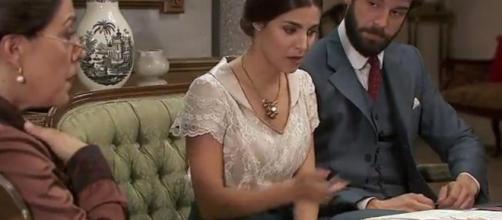 """I personaggi della soap opera """"Il Segreto"""""""