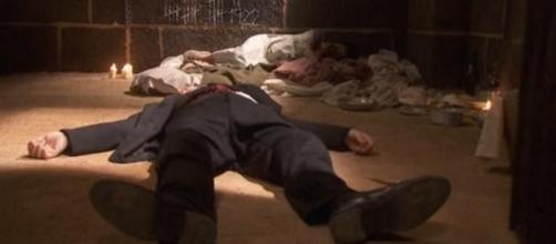 Il Segreto, anticipazioni 24 maggio 2016: viene trovato il corpo di Melchor